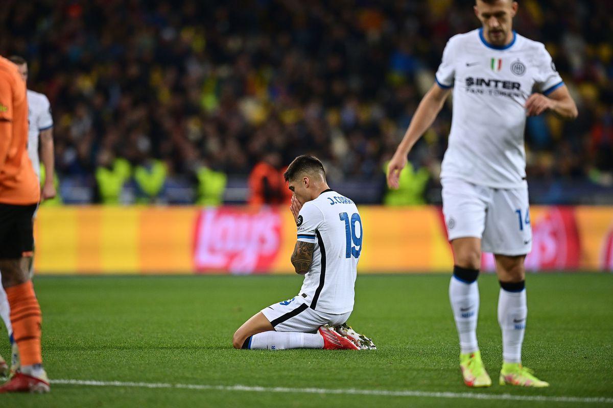 Shakhtar Donetsk v Inter: Group D - UEFA Champions League