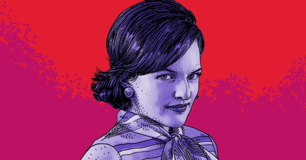 Why Peggy Olson Is One of the Best TV Characters This Century—As Explained by Elisabeth Moss