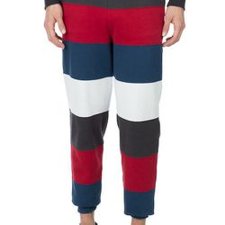 """<strong>HER By Opening Ceremony</strong> Panel Blocked Sweatpants in Charcoal Combo, <a href=""""http://www.openingceremony.us/products.asp?menuid=1&designerid=1922&productid=94753&key=sweatpant"""">$120</a> at Opening Ceremony"""