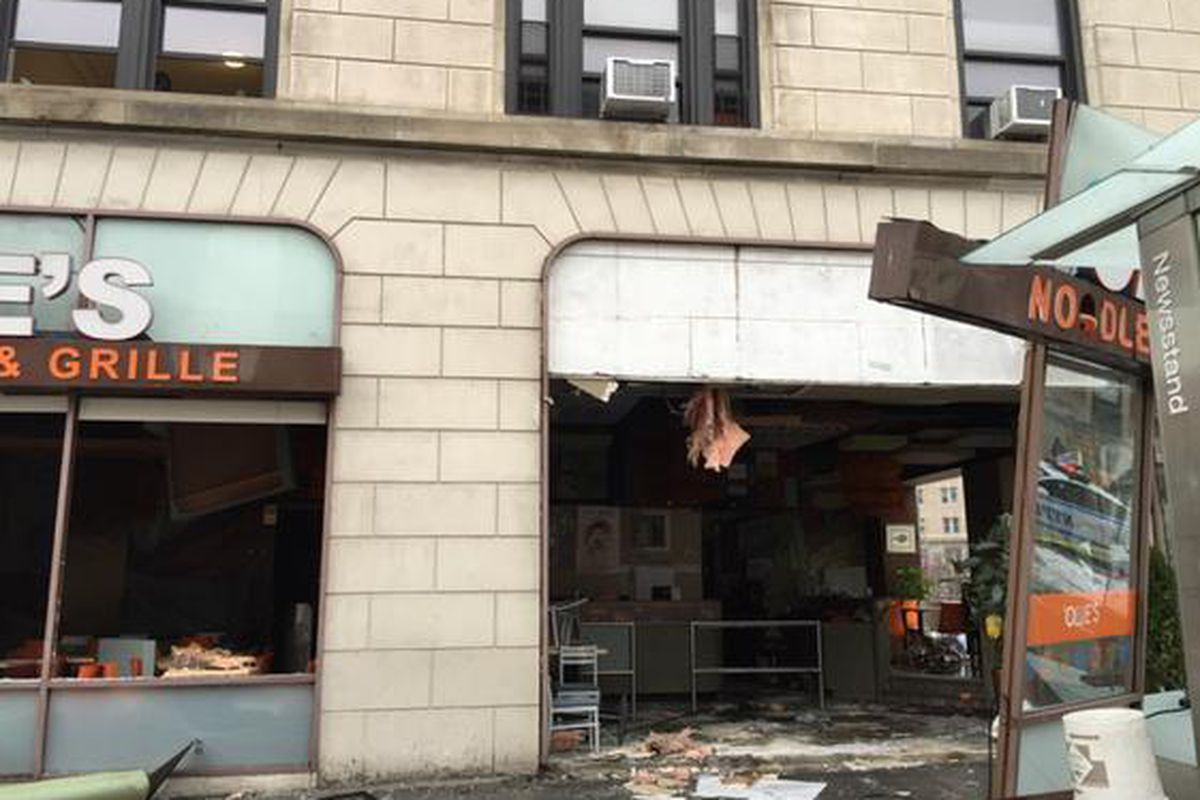 Columbia's Favorite Greasy Chinese Spot Ollie's Catches Fire, Explodes