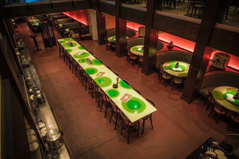 The interior at Chino Latino. Photo courtesy Chino Latino's Facebook page