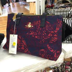 Orgymania bag, $180 (was $357)
