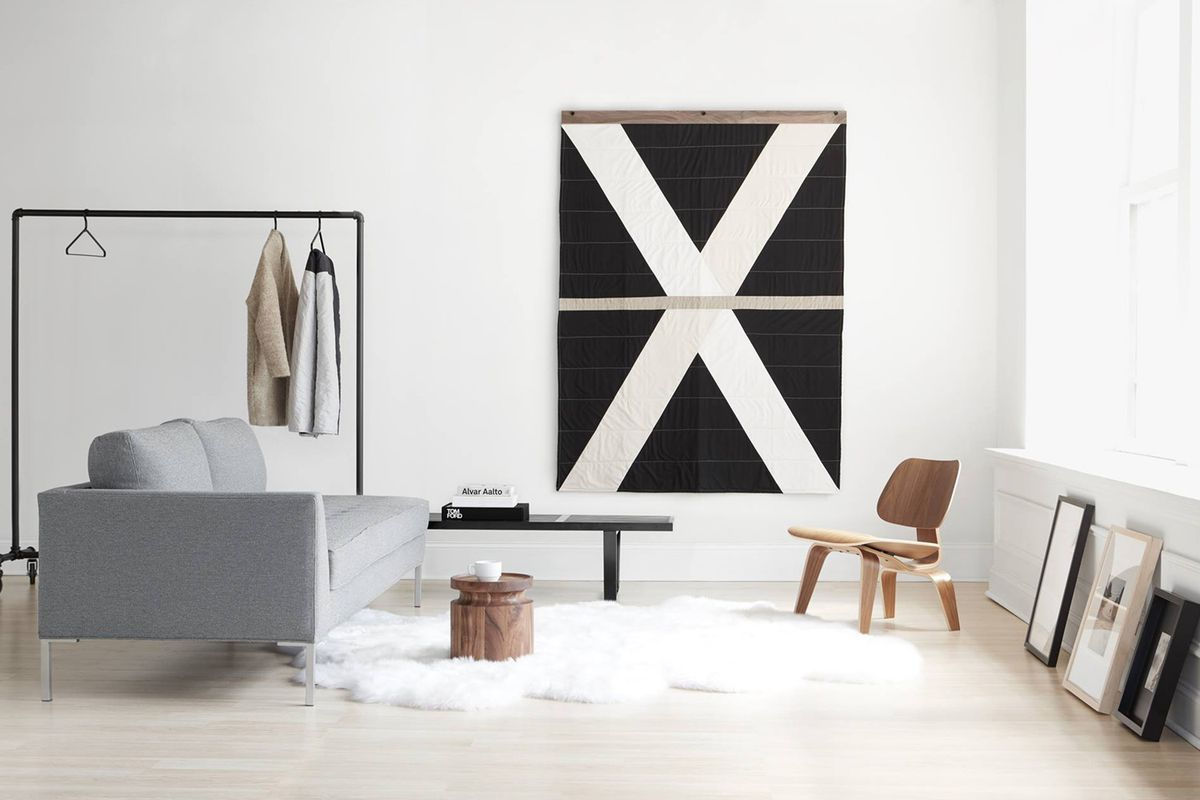 11 cool online stores for home decor and high design curbed for Modern style furniture stores