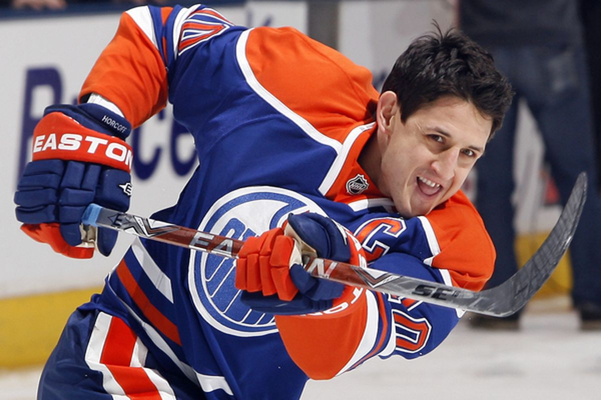 Shawn Horcoff injury: Oilers captain out for the 'long-term