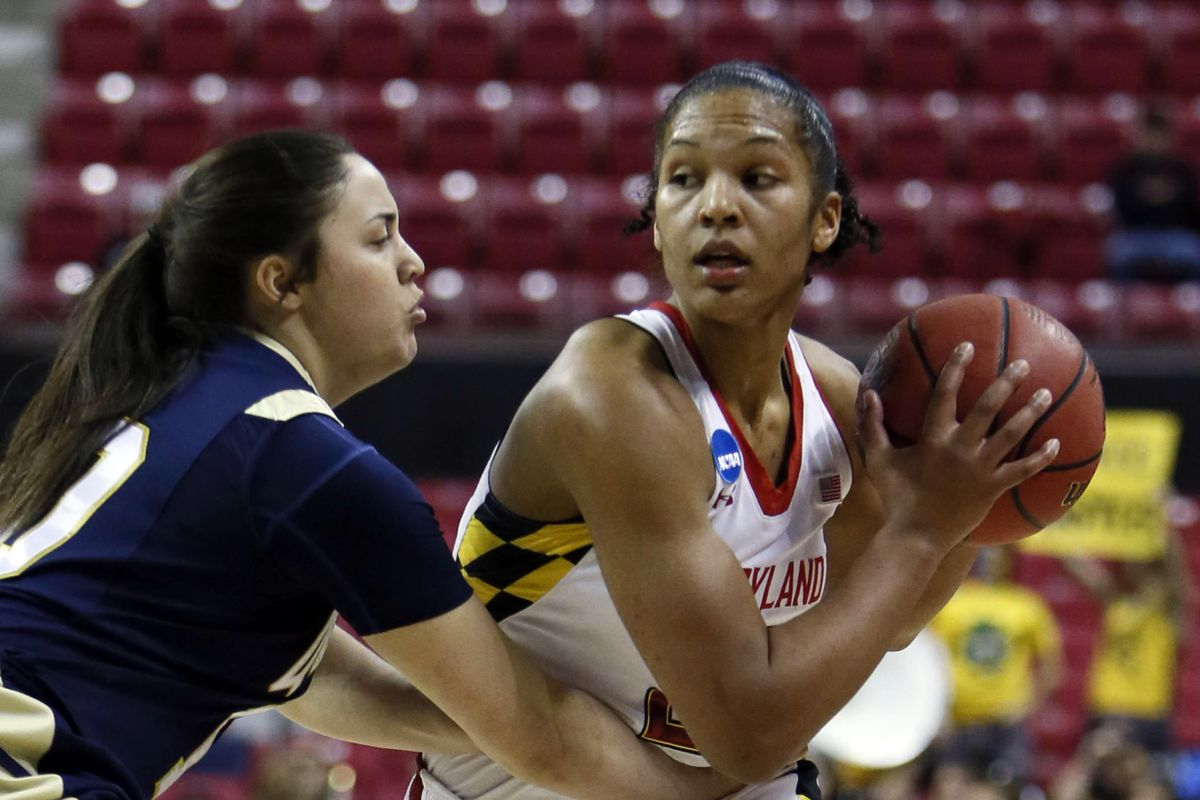 Since Alyssa Thomas arrived in College Park, the Terps have never failed to reach the second round of the NCAA tournament.