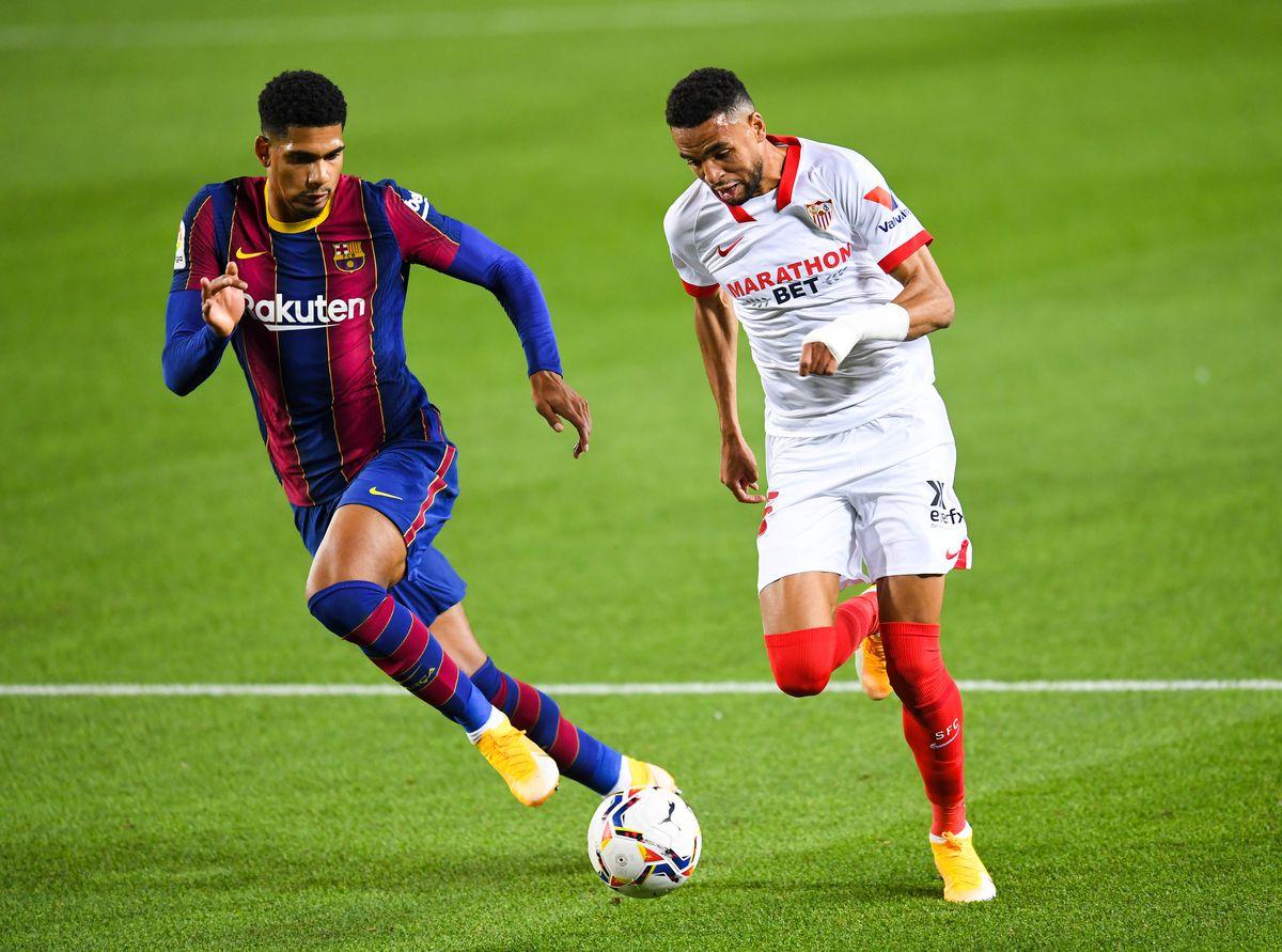 FC Barcelona v Sevilla FC - La Liga Santander