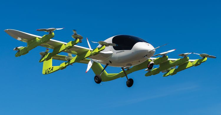 Larry Page-backed Kitty Hawk partners with Boeing on flying car development