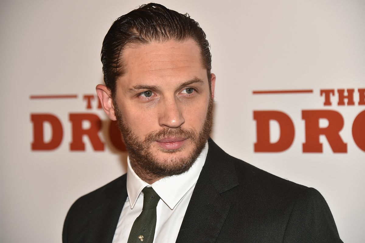 Tom Hardy, seen here at the premiere of The Drop, will star in a new TV series from the BBC and FX.
