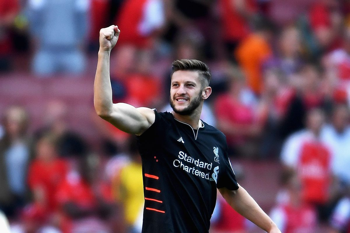 Adam Lallana Set For Three-Year Contract Extension