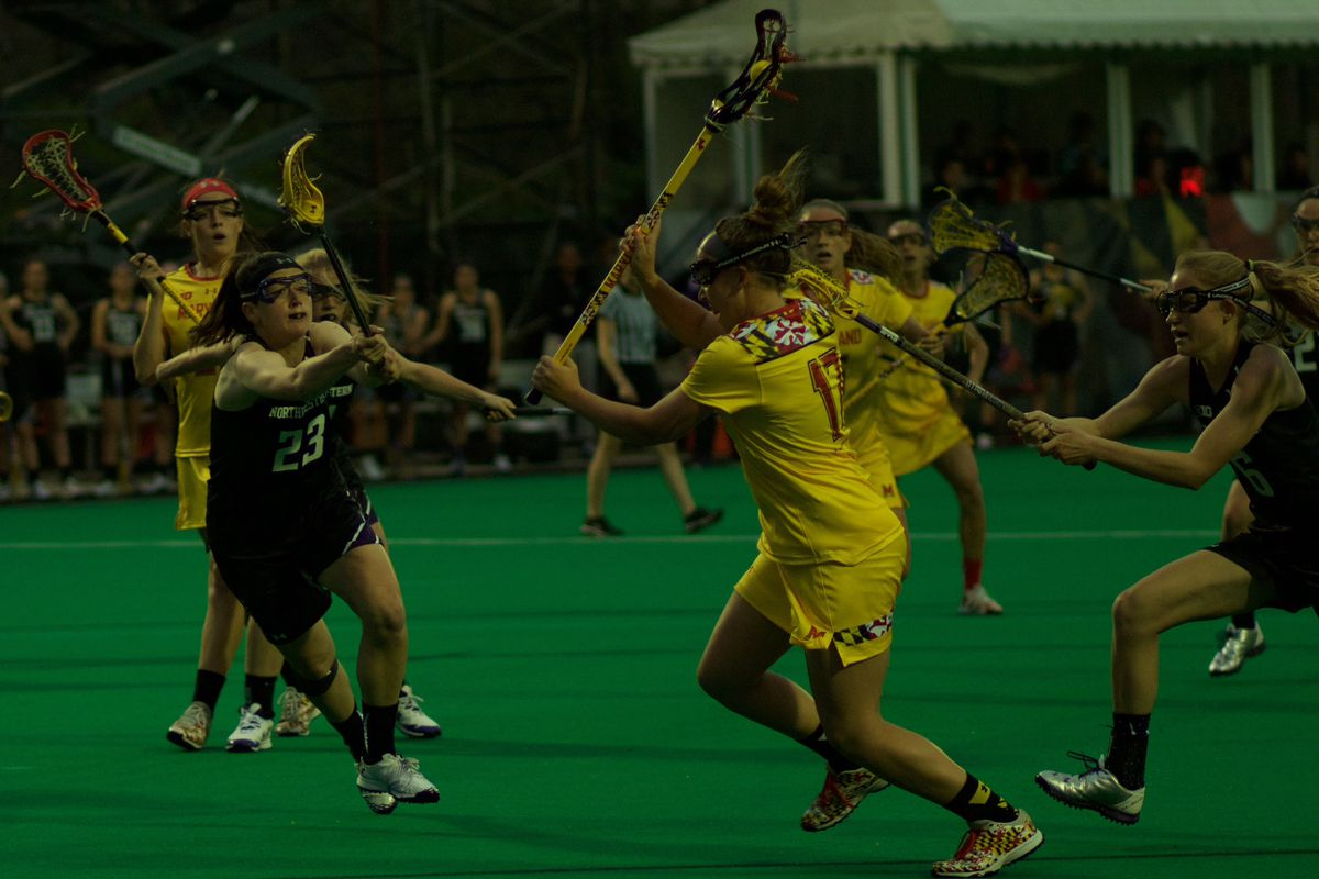 Maryland men's and women's lacrosse will play for a spot in the Final Four this weekend