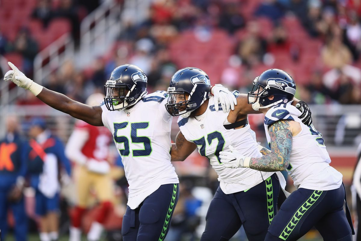 Add Frank Clark vs Jarran Reed to the growing list of fights