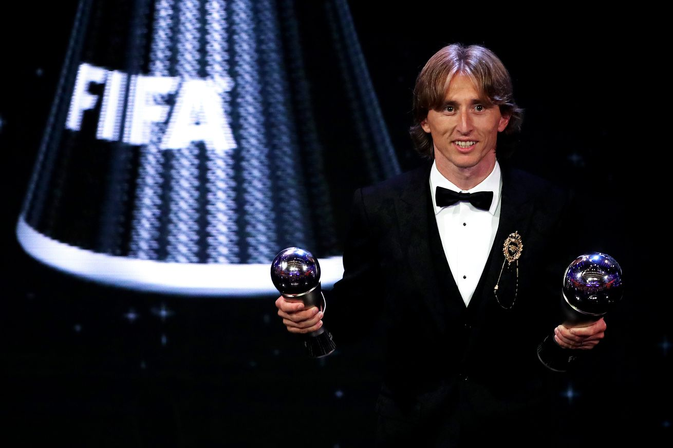 Modric: ?I?m happy that a normal person can win the Ballon D?Or?