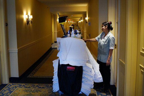 Hotel Worker Atlantic City
