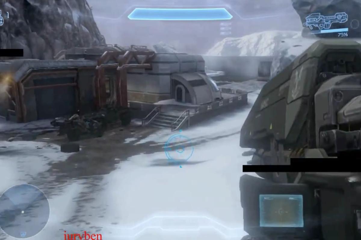 halo 4 spartan laser