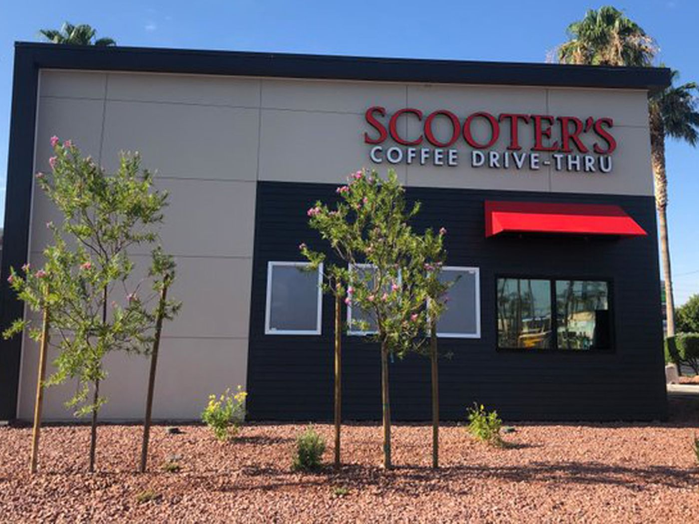 Scooter S Coffee Opens In Las Vegas Eater Vegas