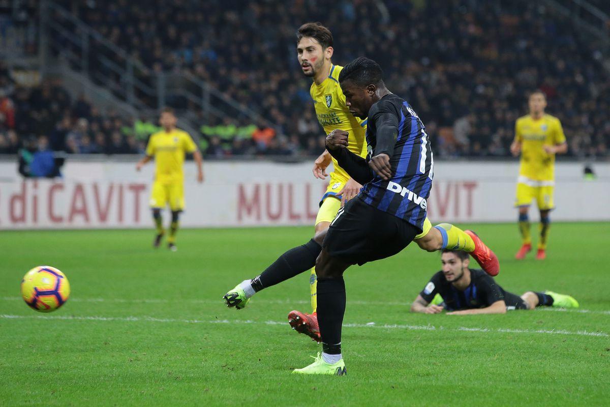376eb0f6e66413 Keita Balde brace paces Inter Milan to 3-0 win over Frosinone ...