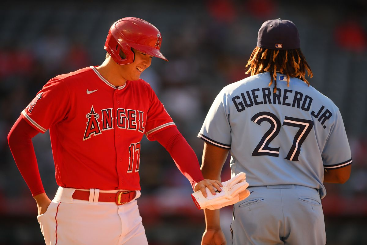 MLB: Game One-Los Angeles Angels at Toronto Blue Jays