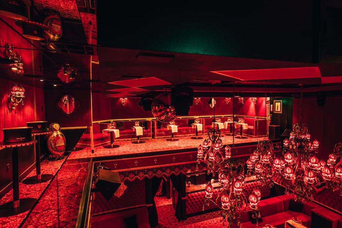 Russian Themed Nightclub Raspoutine Opens In West