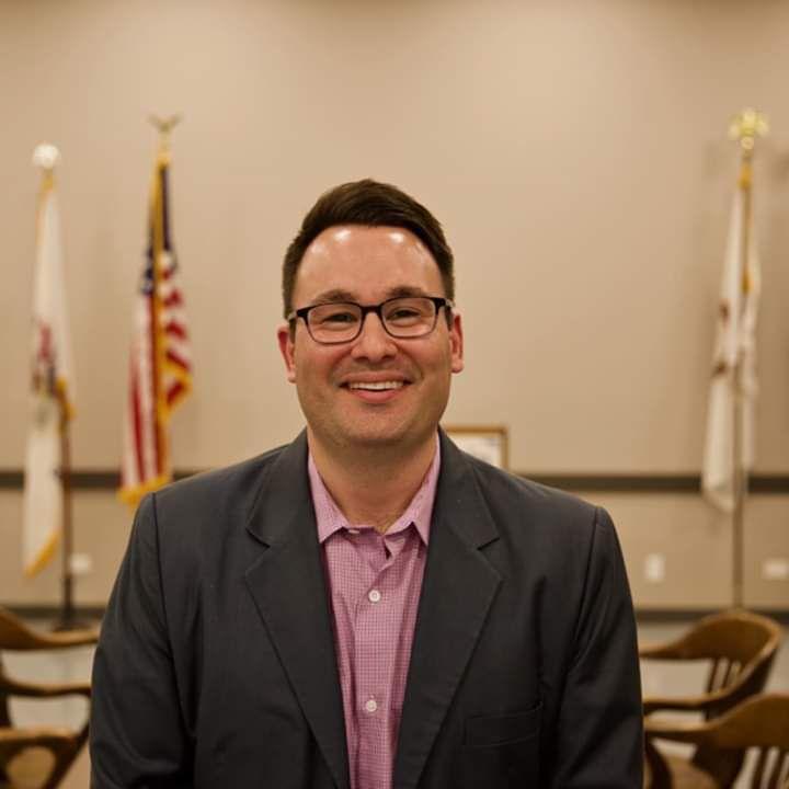 Mike Porfirio, the clerk of Lyons Township.