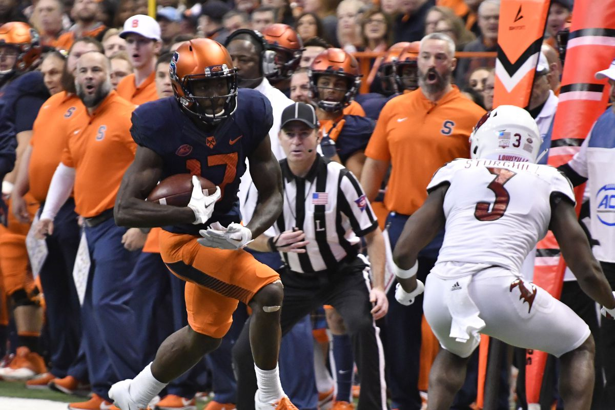 Syracuse Vs Notre Dame 2018 Live Stream Time Tv Schedule And How