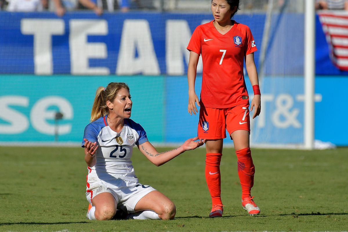South Korea v United States