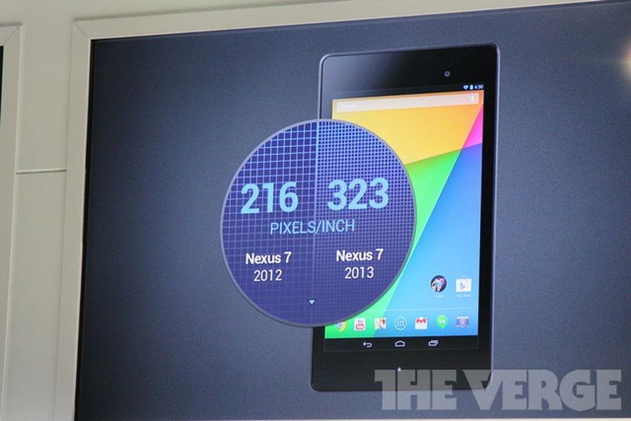 Google's new Nexus 7 tablet will be available on July 30th ...