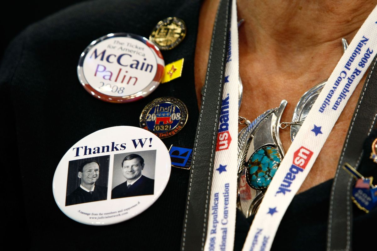 Jogging Sen. John McCain's memory.