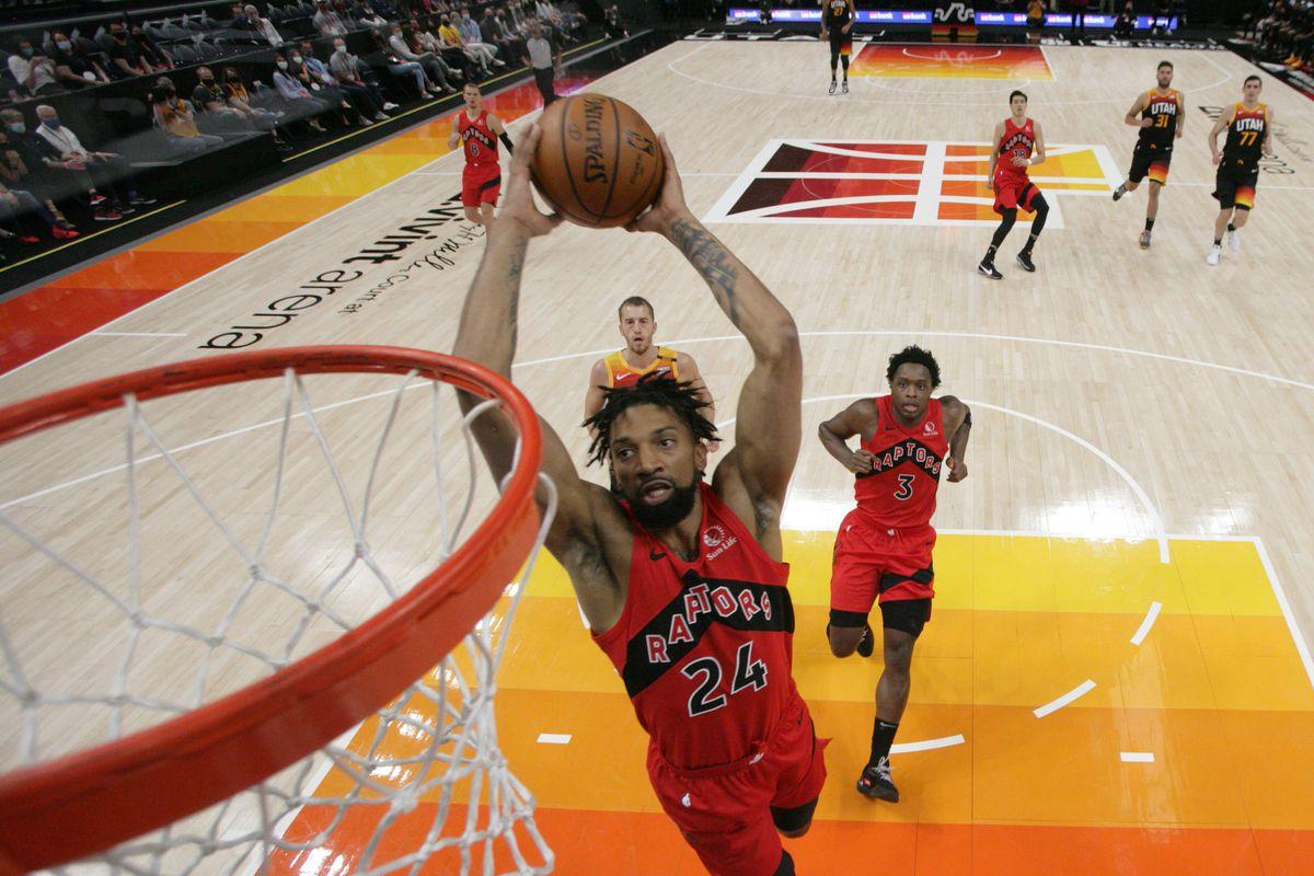 Five thoughts recap: Utah Jazz 106, Toronto Raptors 103, Khem Birch