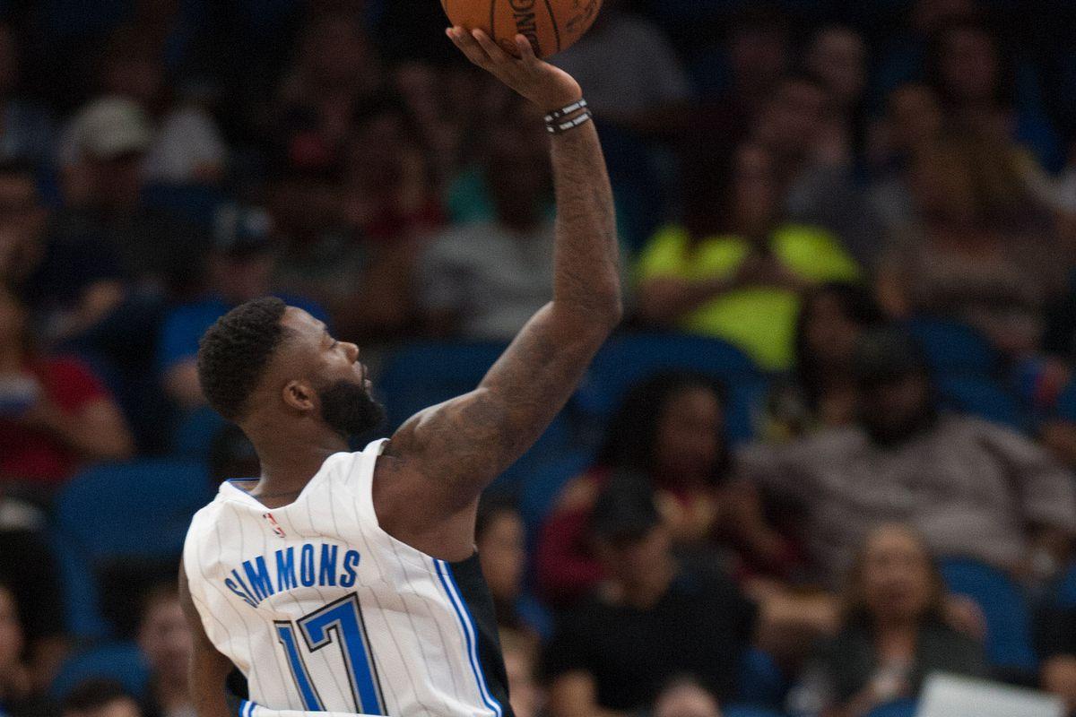 NBA: Preseason-Dallas Mavericks at Orlando Magic