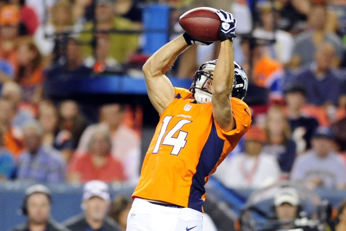 The Ravens are signing Brandon Stokley, according to the Baltimore Sun.