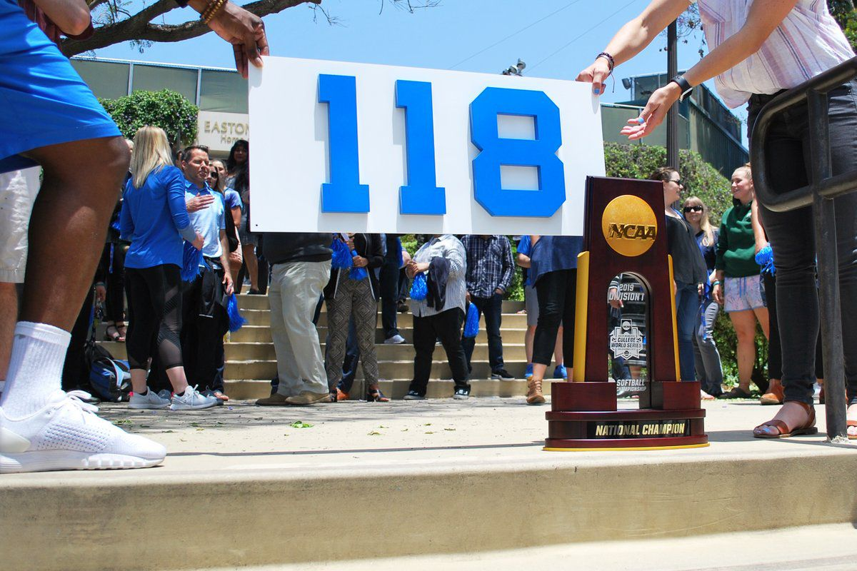 UCLA to Hold Celebration Rally for NCAA National Champion