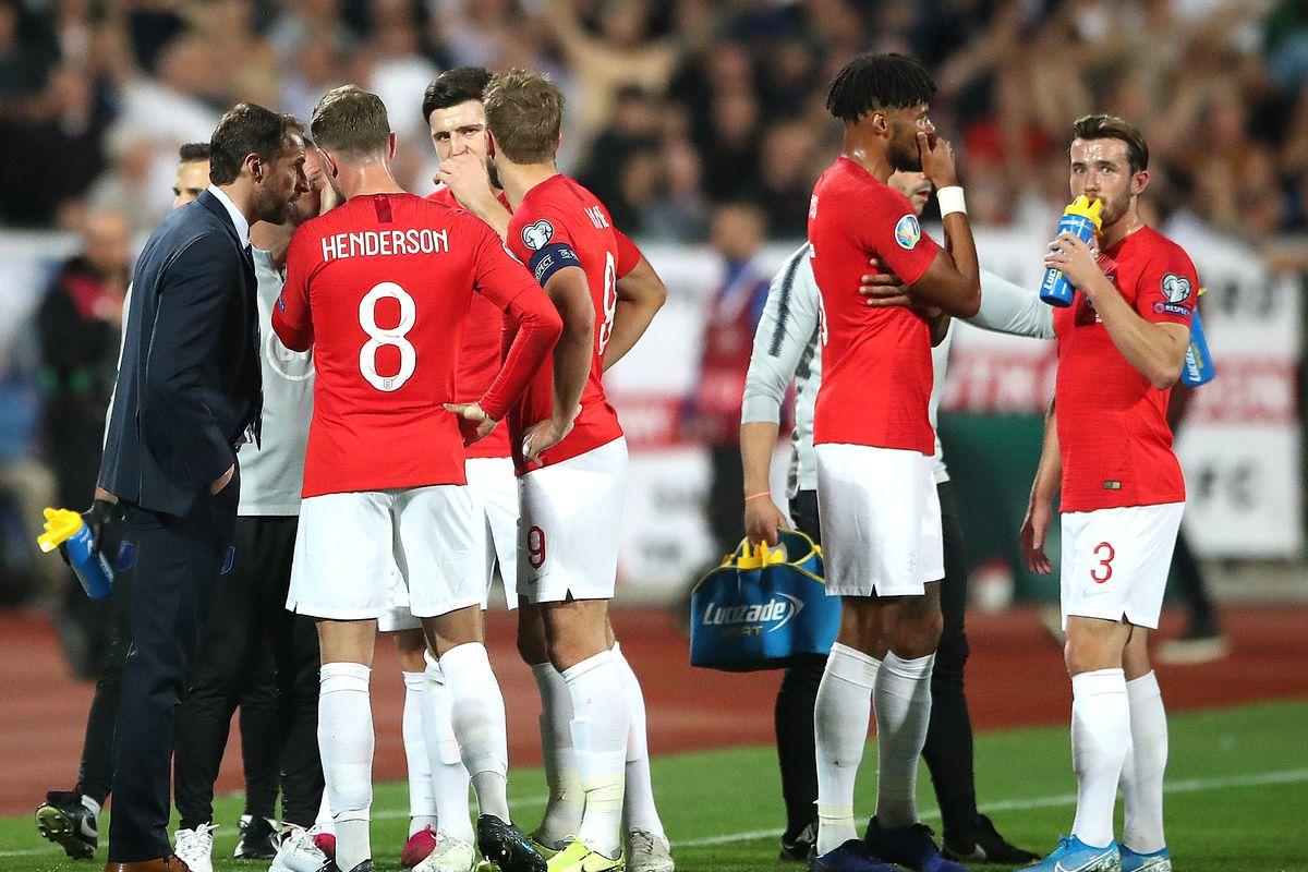 Bulgaria v England - UEFA Euro 2020 Qualifying - Group A - Vasil Levski National Stadium