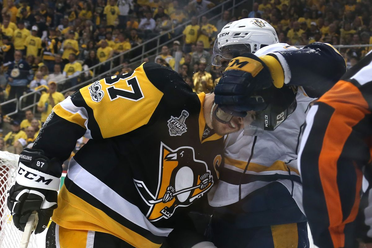 Predators vs. Penguins, Game 5