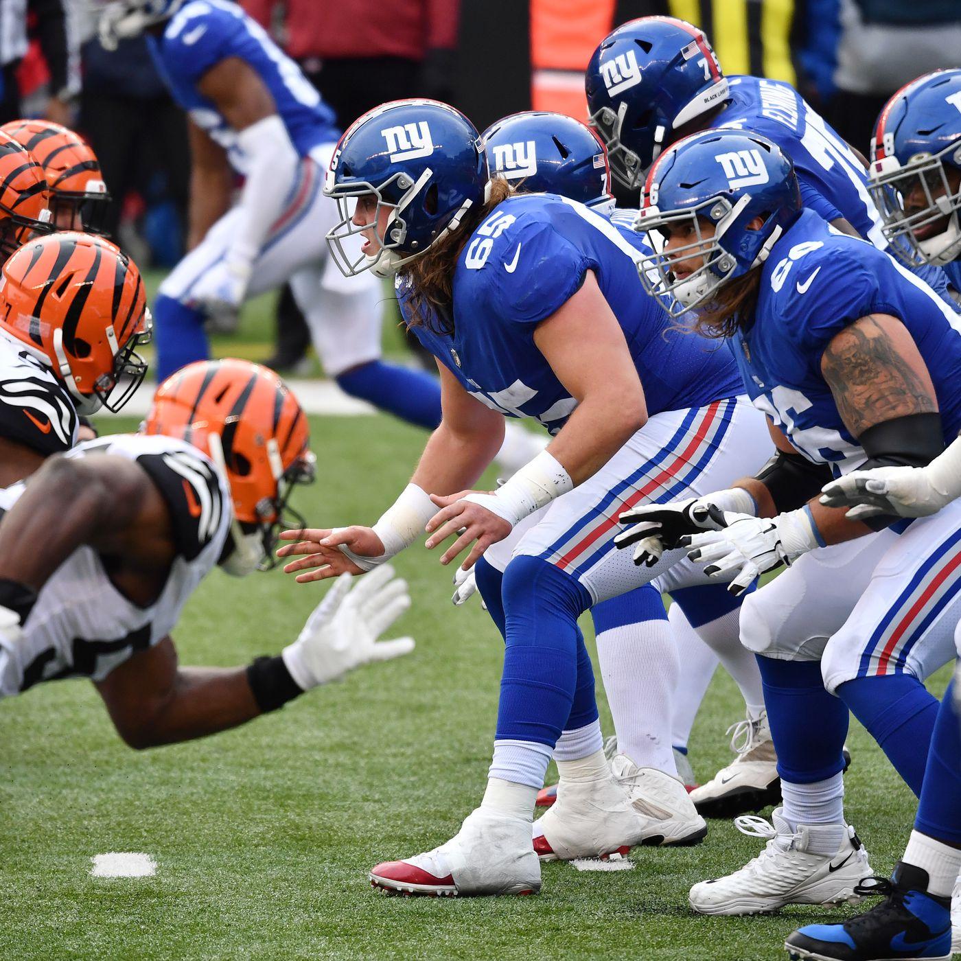 Espn Names Giants O Line Worst Pass Protectors Big Blue View