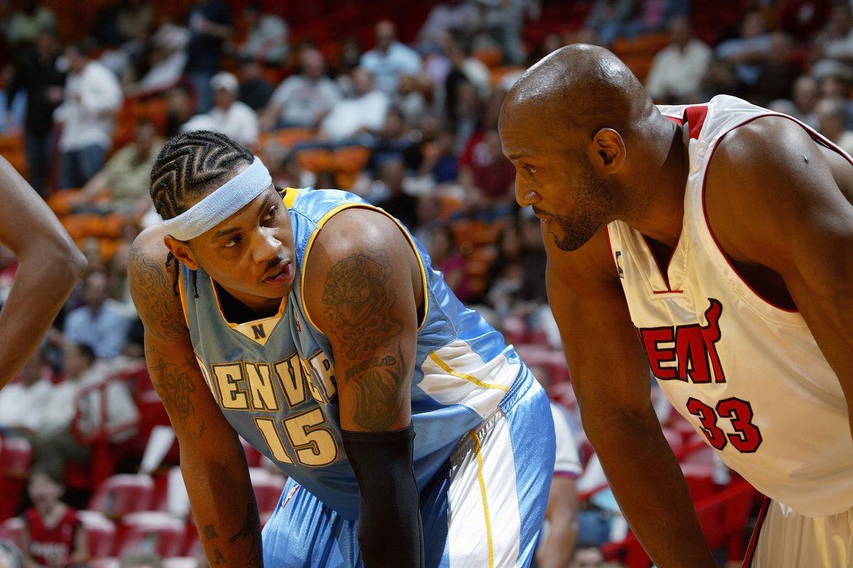 Denver Nuggets v Miami Heat