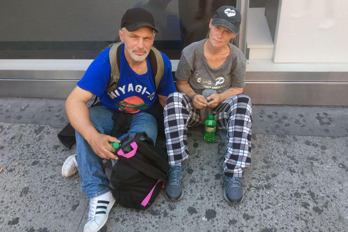 Todd and Tabatha Ackerman