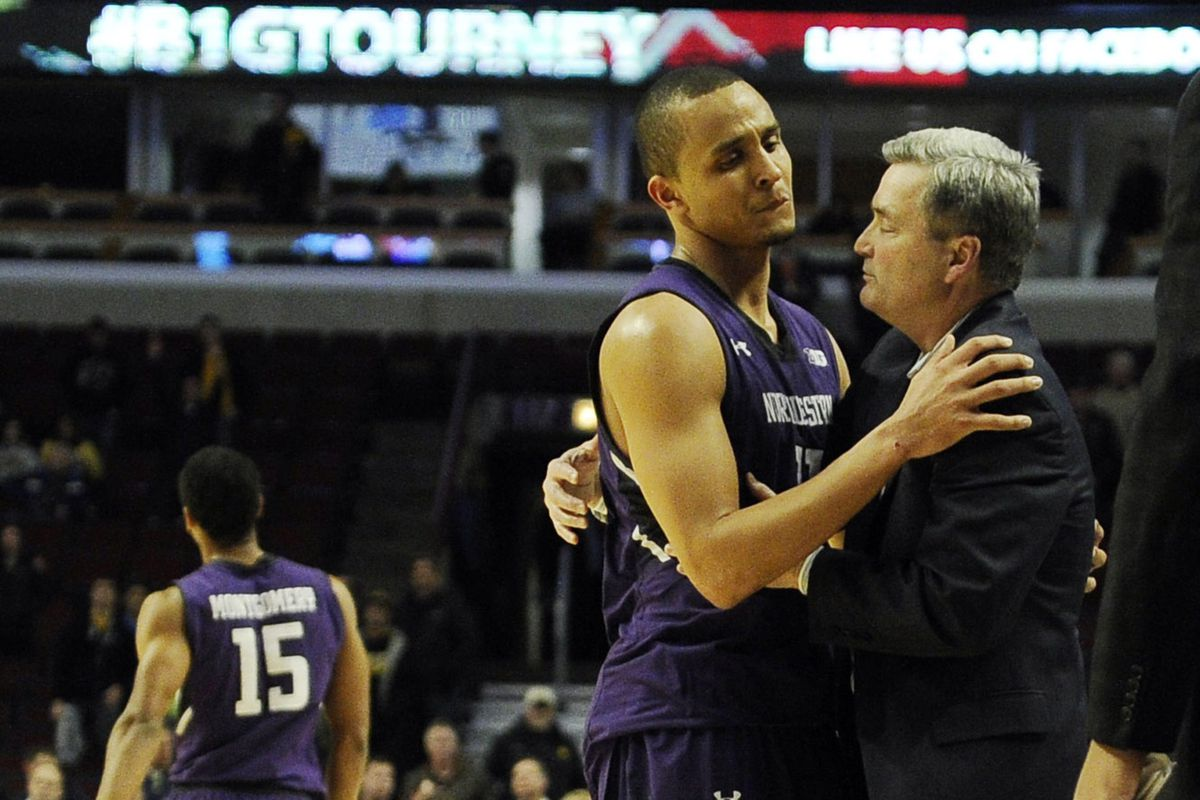 A loss to Iowa became the farewell for both former walk-on Reggie Hearn and fired coach Bill Carmody.