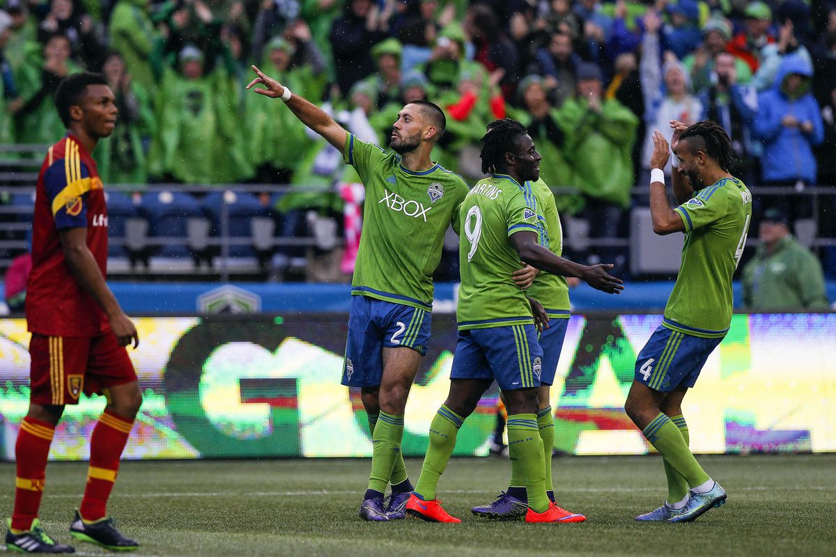 Clint Dempsey has scored three times in the opening 10 minutes this season, including his opener versus Real Salt Lake.