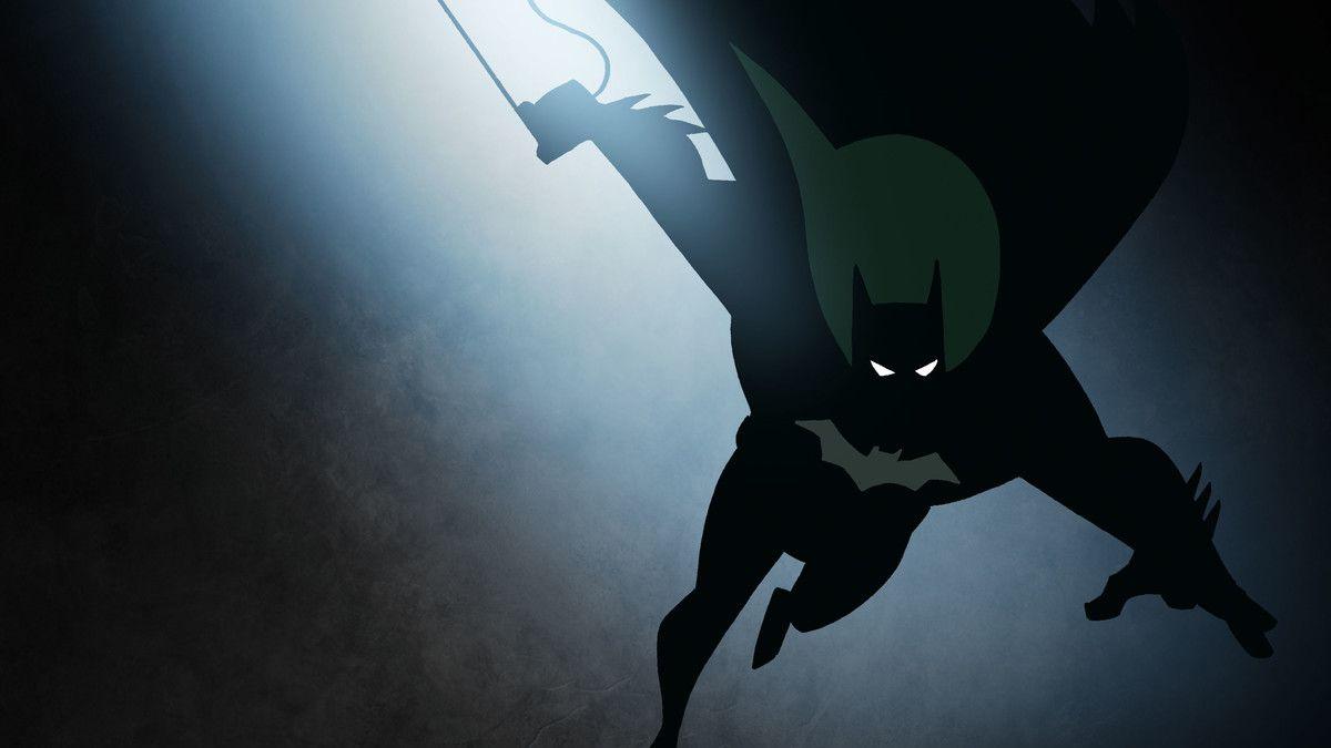Dc Comics Reimagines Batman The Animated Series In Fantastic New Book Polygon