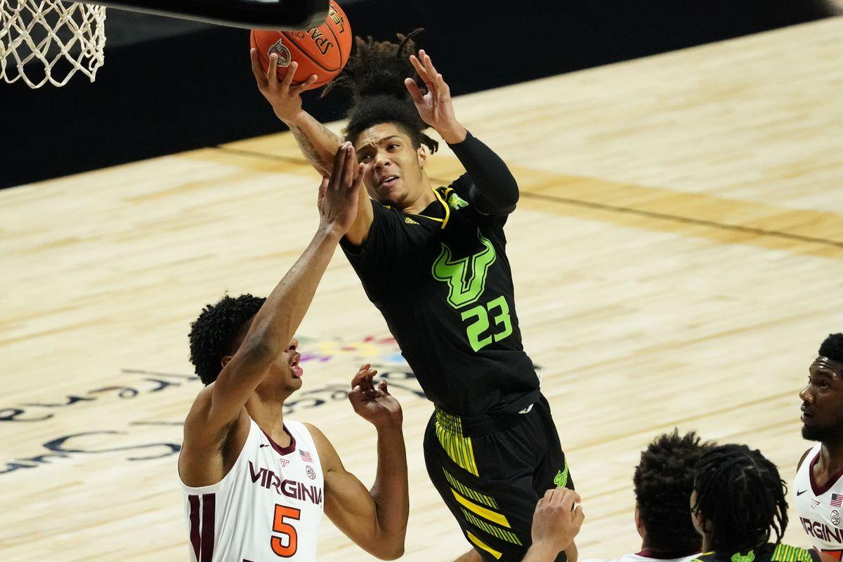 NCAA Basketball: AFR Hall of Fame Tip-Off-South Florida at Virginia Tech