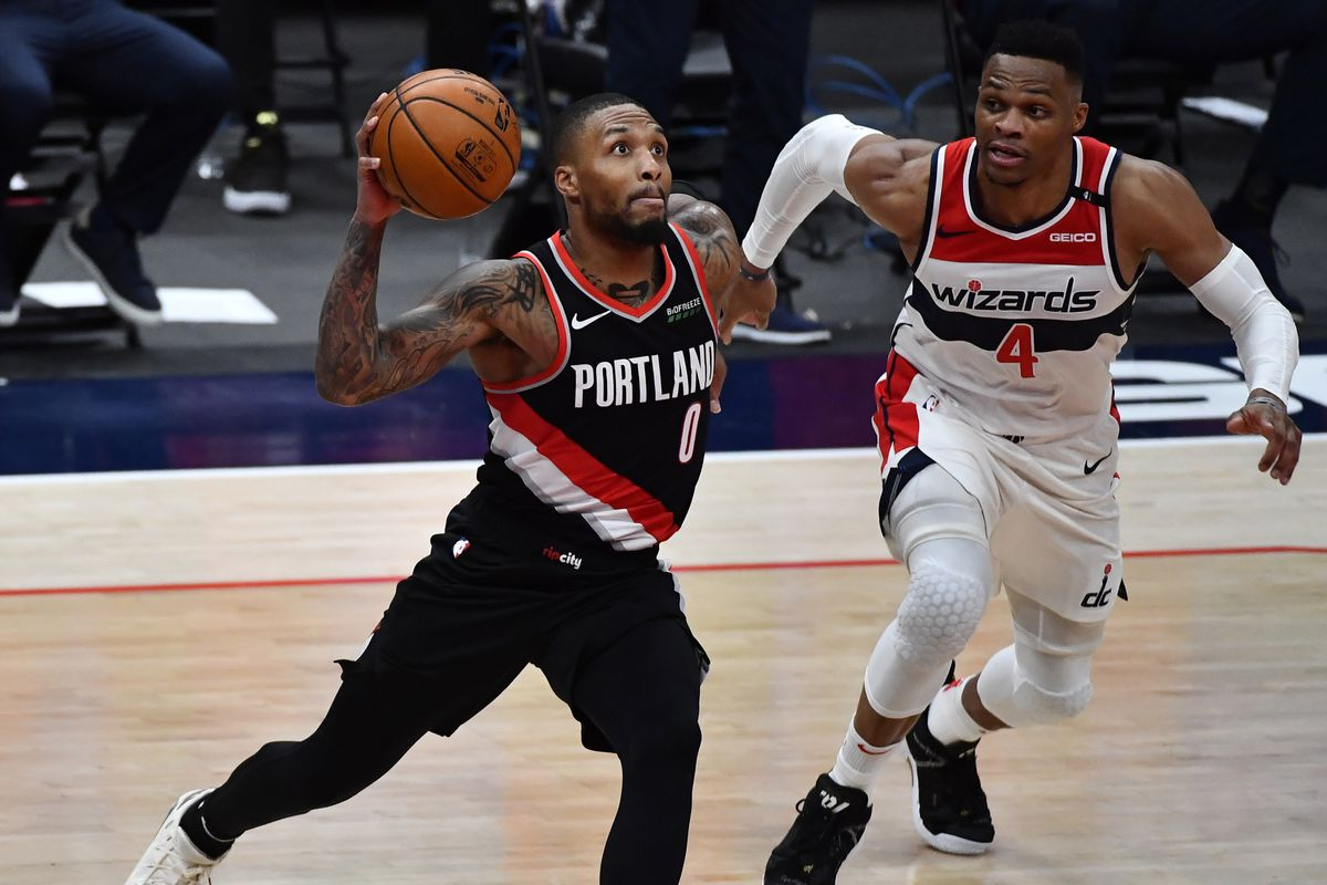 Bradley Beal And The Washington Wizards Head Out West To Face Portland Bullets Forever