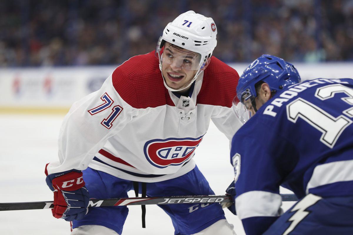 NHL: MAR 05 Canadiens at Lightning