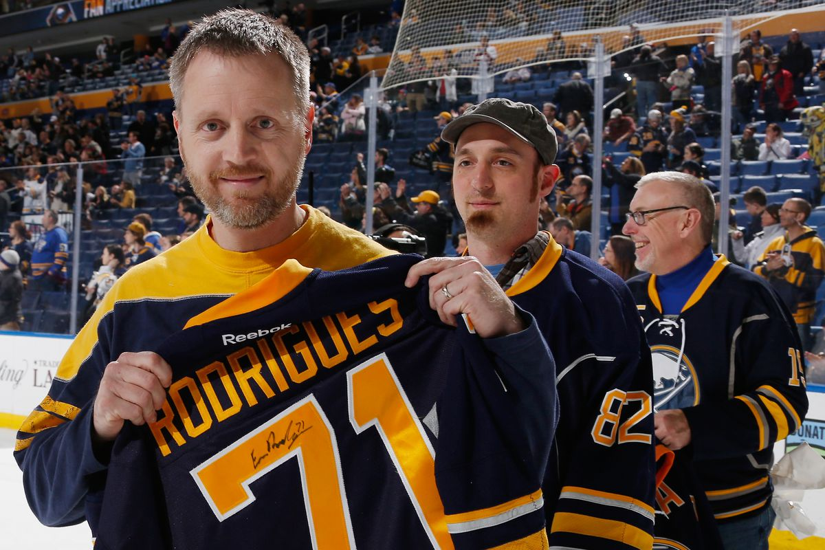 promo code bd642 70bc4 Check out the Sabres new Adidas jerseys - Die By The Blade