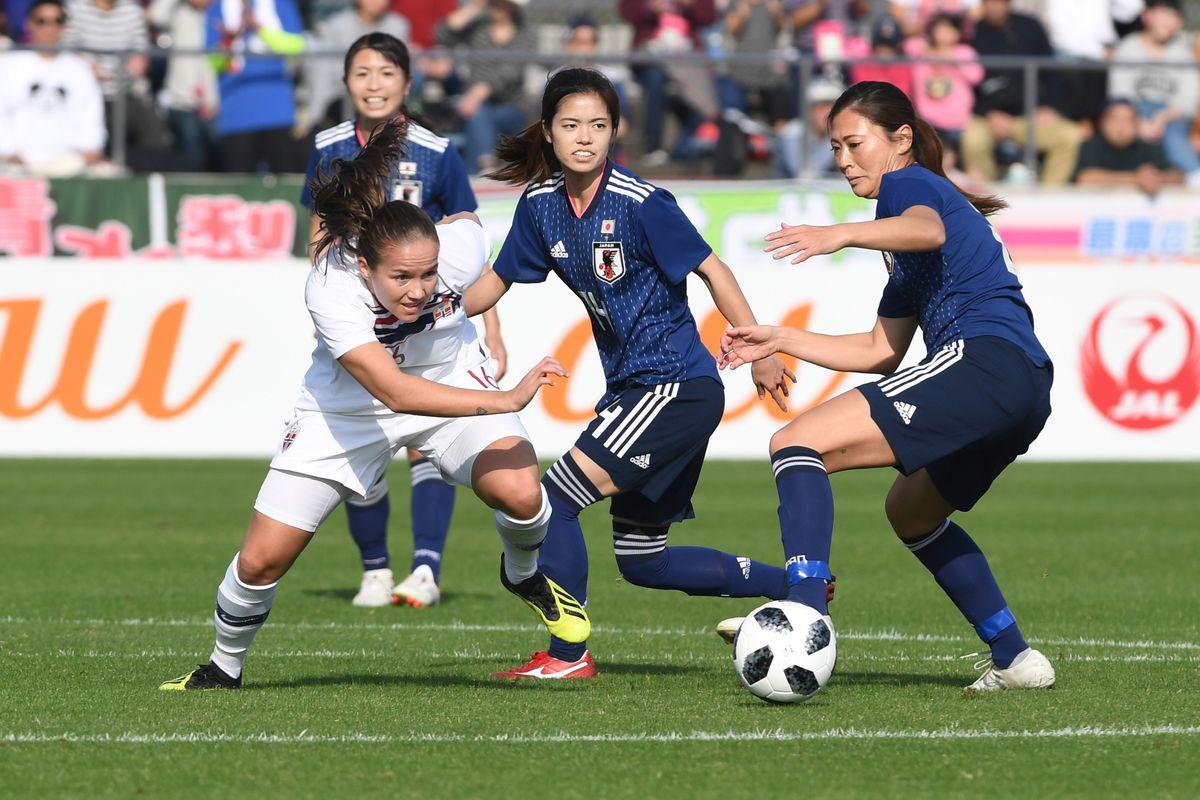 Japan v Norway - International Friendly