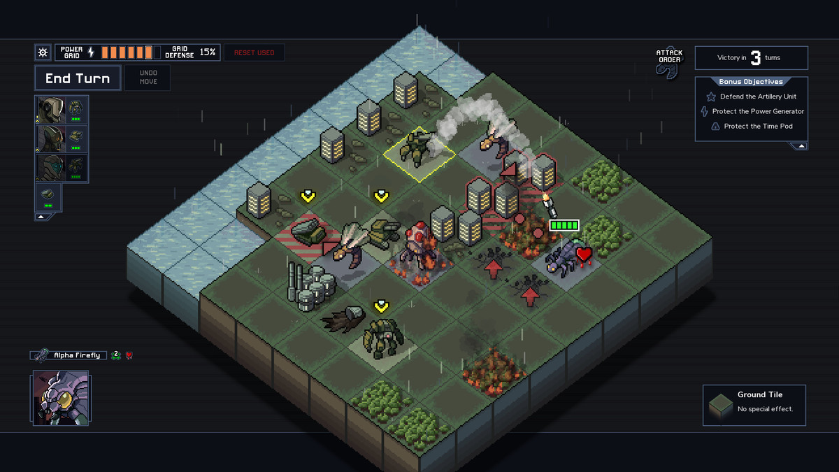 Into the Breach review: mech vs  kaiju battles turned into a chess