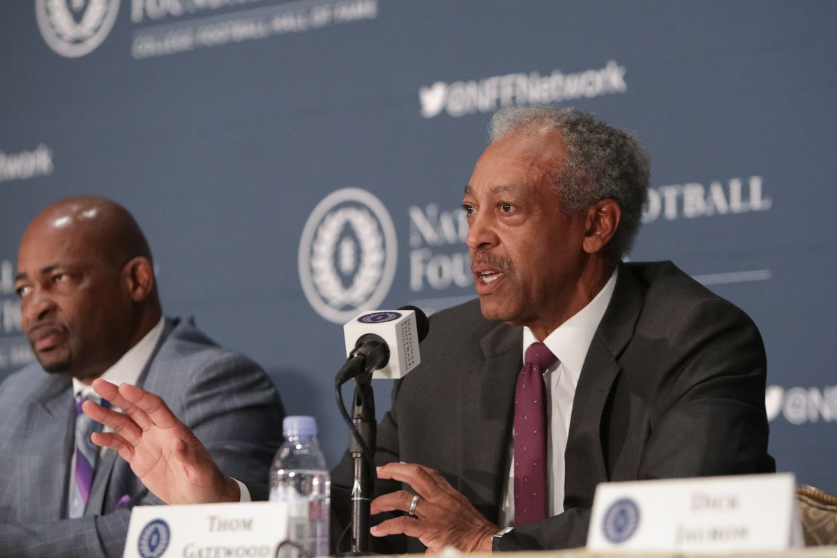 58th Annual National Football Foundation Awards - Press Conference