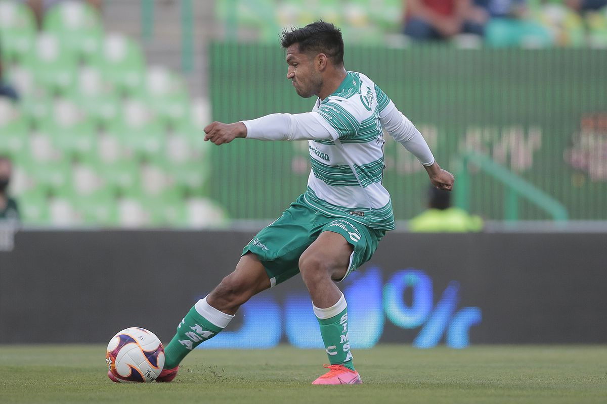 """Santos will have Eduardo """"Mudo"""" Aguirre back from Olympic duty for this game."""