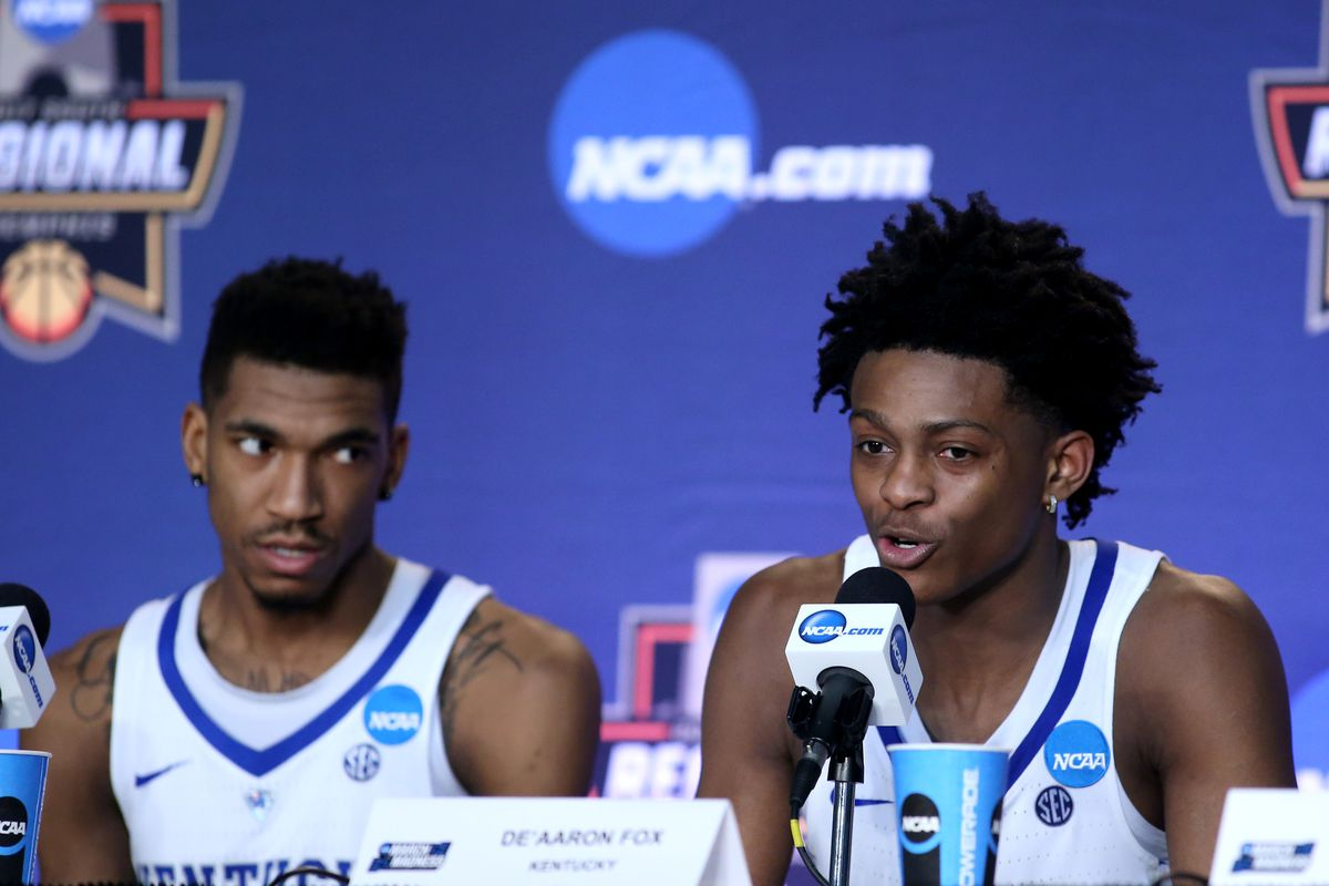 Malik Monk And De Aaron Fox Usa Today All Americans: 2017 NBA Draft Rumors: No One Can Decide If The Kings Will