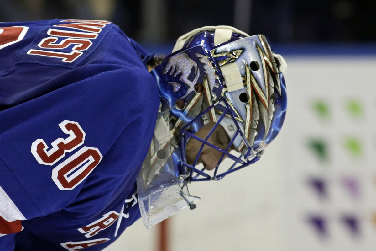 Trading Henrik Lundqvist We Have To At Least Talk About It