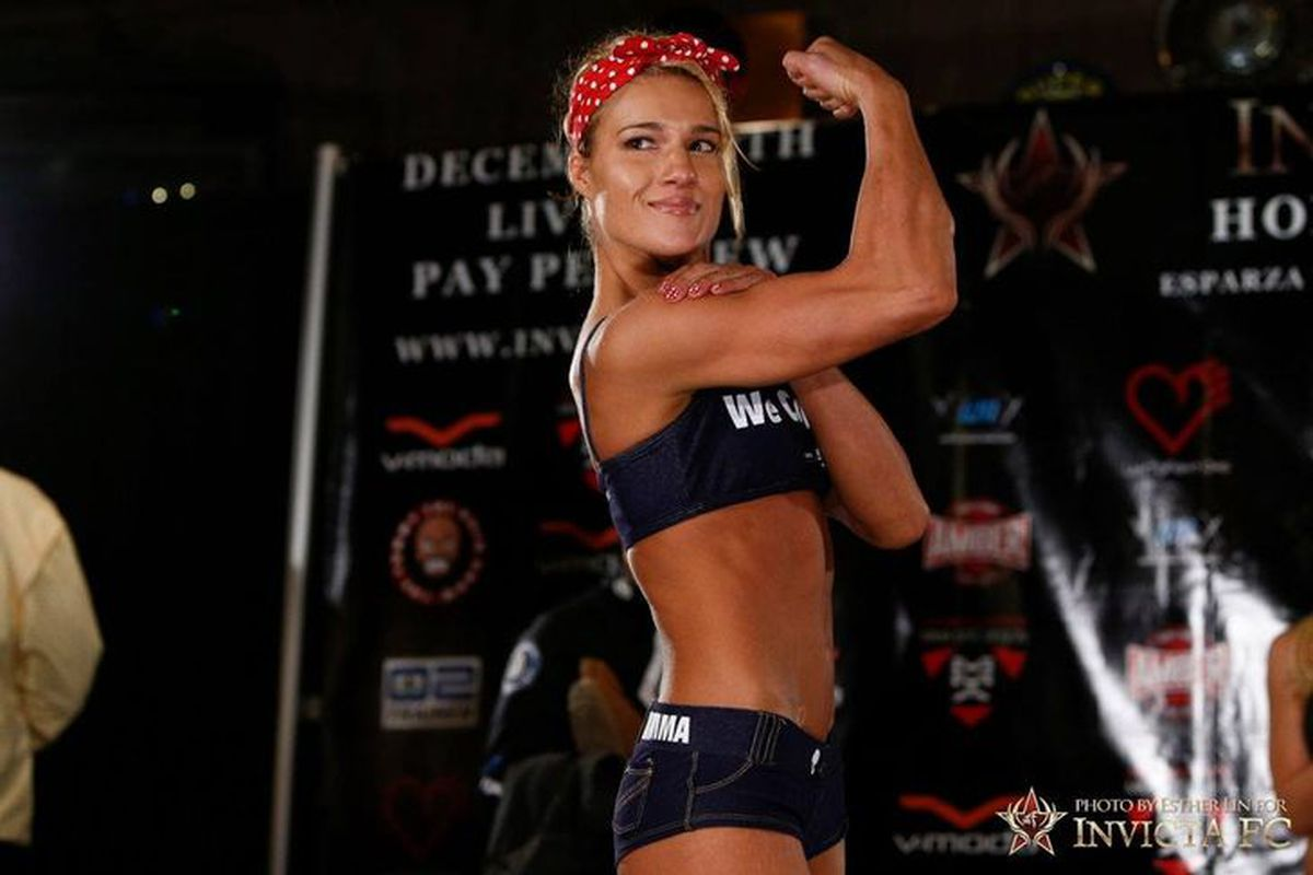 Felice Herrig S Camp Looking Into Possible Legal Action